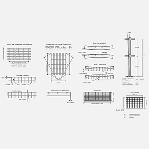 Steel Grating Manufacturing Tolerances