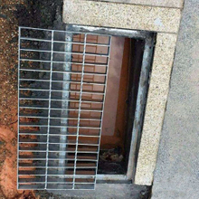 Steel Grating With Frame Drain Cover
