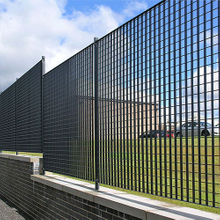 Steel Grating Fence